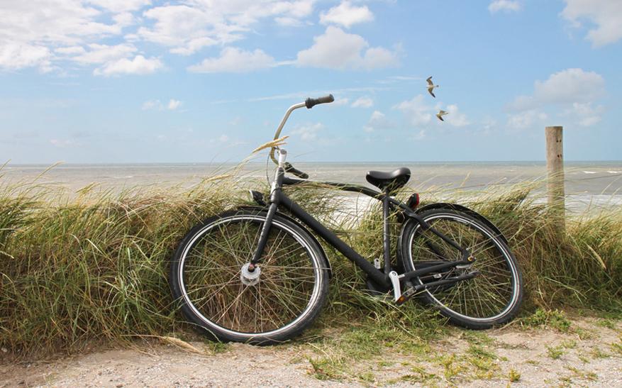 Mit dem Rad auf Sylt