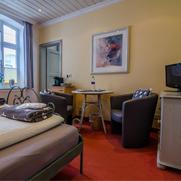 Haus Sterntaler: Zimmer Aschenputtel auf Sylt