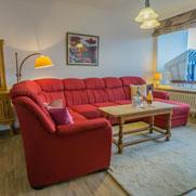 Appartement Senskiin auf Sylt