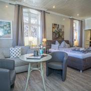 Haus Sterntaler: Zimmer Rapunzel auf Sylt